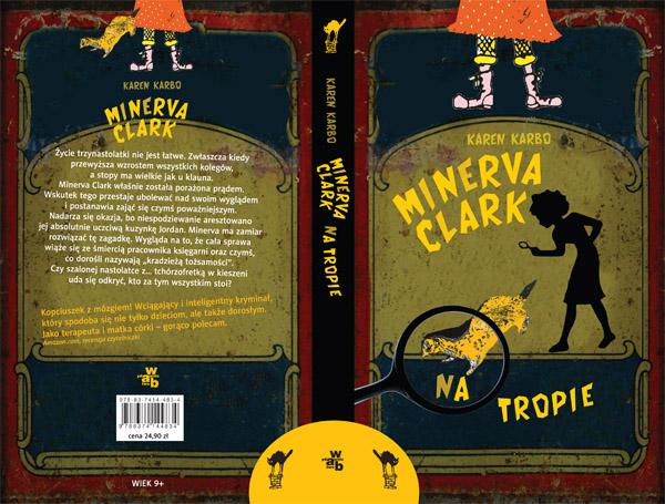 Minerva Clarke na tropie