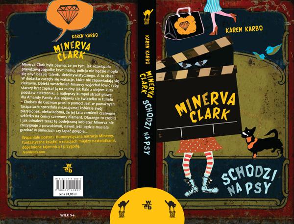 Minerva Clarke schodzi na psy
